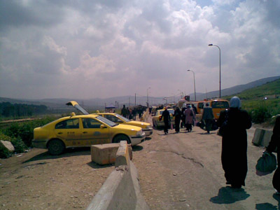 Checkpoint_nablus